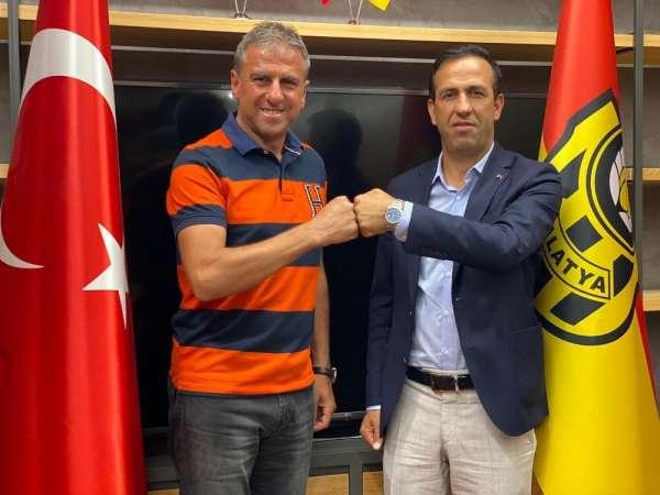 Yeni Malatyaspor'da Hamza Hamzaoğlu dönemi