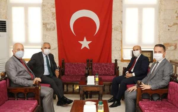Bakan Yardımcısı Ersoy: 'Kısa zaman içinde terör örgütü PKK bu topraklarda bitir