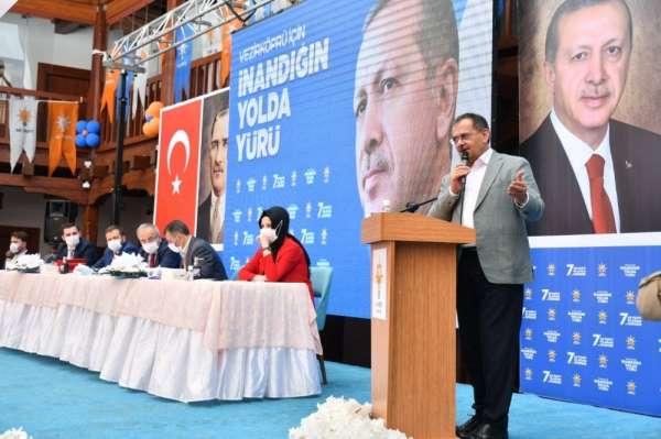 Başkan Demir: 'Sorunları tarihe gömüyoruz'