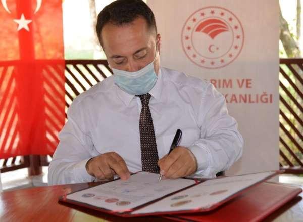 ''Mera Islahı ve Amenajmanı' projesi protokolü imzalandı