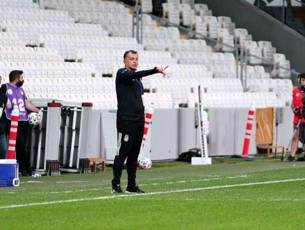 Süper Lig: Beşiktaş: 1 - Fraport TAV Antalyaspor: 1 (Maç sonucu)