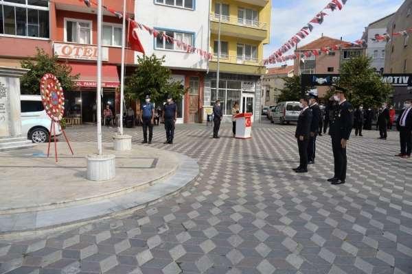Türkeli'de Gaziler Günü kutlamaları