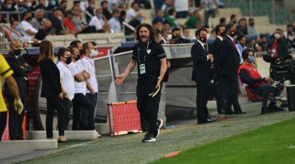 Fatih Tekke: Kaos futbolu oynamamız beklenmiştir