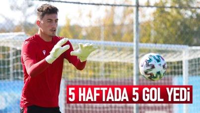 Nurullah, 5 haftada 5 gol yedi