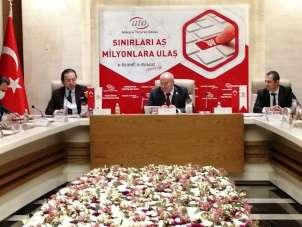 Ankara Ticaret Odası'ndan 'E-Ticaret ve E-İhracat Seferberliği' hareketi