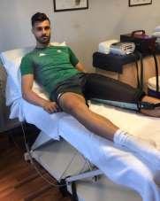 Bursasporlu futbolcu Ataberk Dadakdeniz: 'Çok daha güçlü döneceğim'