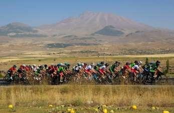 Kayseri'de Eylül ayında 27 bisiklet yarışı gerçekleştirildi