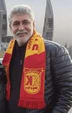 Kayserispor'un eski futbolcusu Levent Kurt: 'Kayserispor stajyerlik yapılacak ku