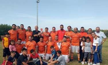 Köşk Masterlar takımı Antalya'dan ikincilikle döndü