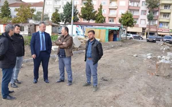 Samsun Haberleri: 19 Mayıs'ta Yol ve Kaldırım Çalışmaları Devam Ediyor