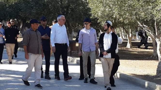 İsrail'den Mescid-i Aksa'ya Baskın!