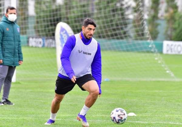 Medipol Başakşehir'de Beşiktaş maçı hazırlıkları devam etti