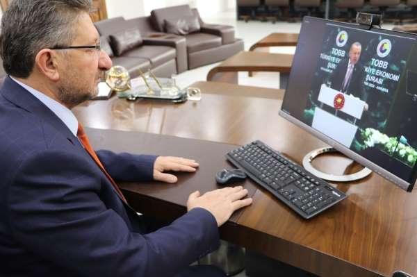 NTO, Türkiye Ekonomi Şurası'na katıldı