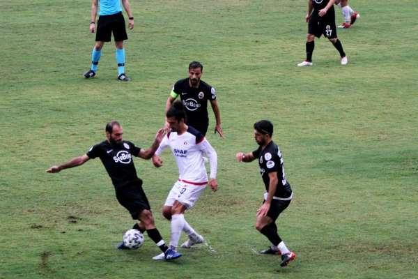 TFF 3. Lig: Fethiyespor: 2 - Kahta 02 Spor: 0