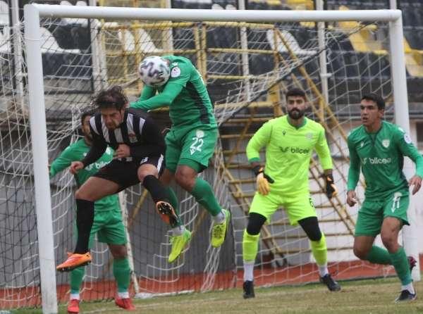 TFF 3. Lig: Manisaspor: 0 Yeşilyurt Belediyespor: 3