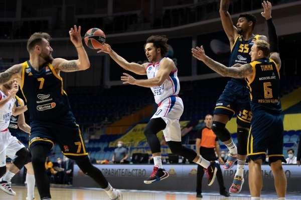 THY Euroleague: Khimki Moskova: 77 - Anadolu Efes: 105