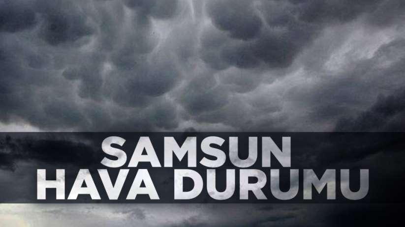 19 Ocak Pazar Samsun hava durumu! Samsun'a kar yağacak mı?