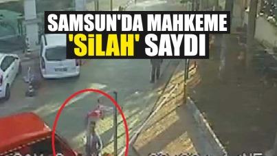 Samsun'da mahkeme trafik hunisini 'silah' saydı