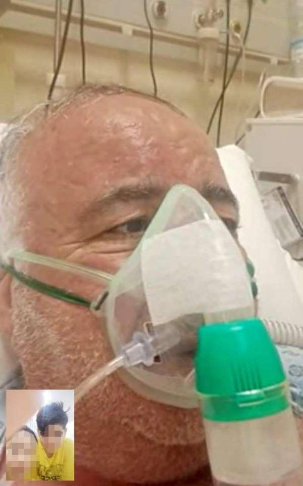 Korona virüsü yendi patlamada öldü