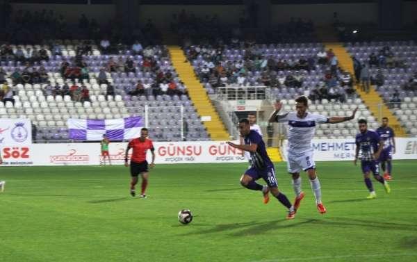 TFF 2. Lig: AFJET Afyonspor: 4 - Hacettepe Spor: 1
