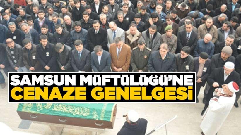 Samsun'da cenaze namazları için yeni düzenleme!
