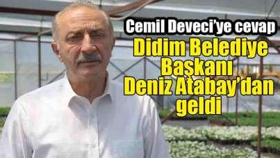 Samsun Atakum Belediye Başkanı Av Cemil Deveci'nin kampanyası yankı buldu
