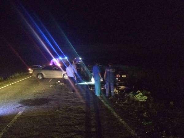 Feci kaza: 7 ölü, 2 yaralı