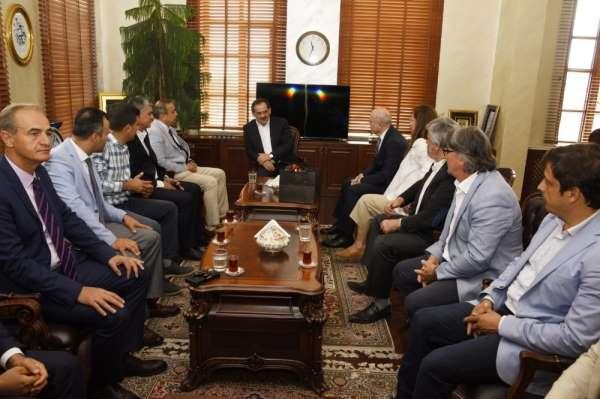 Demir: 'Samsunspor'a desteğimiz sürecek'