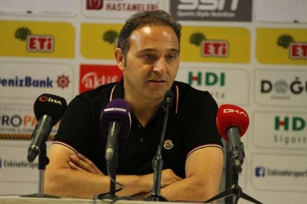 Fuat Çapa: '2 puan kaybettiğimiz için üzüldük'