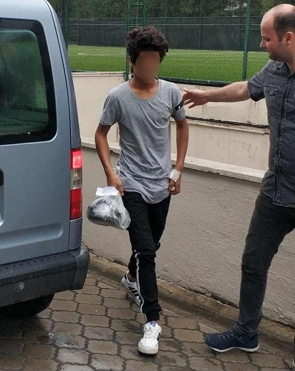 Lunaparkta 2 kişiyi bıçaklayan çocuk serbest