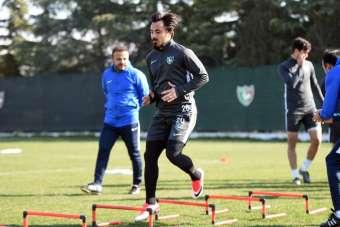 Denizlispor, Trabzonspor maçı hazırlıklarına başladı