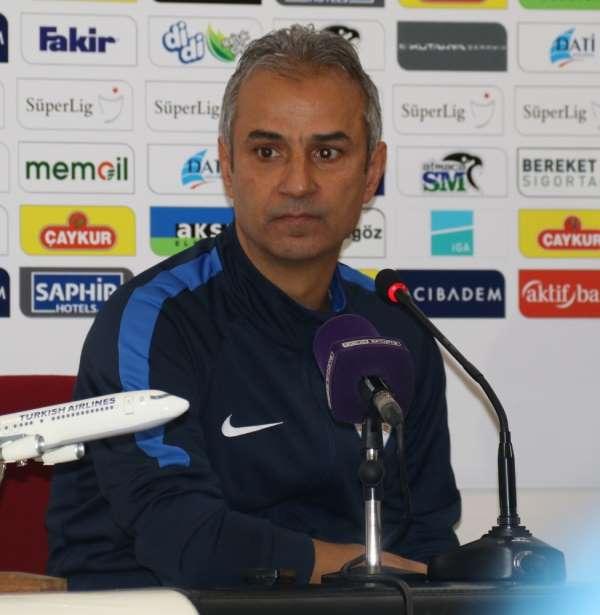 İsmail Kartal: 'Bu tip maçlarda kazanma mecburiyetimiz vardı'