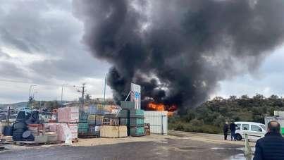 İsrail'de fabrikada patlama: 4 yaralı