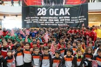 Samsunspor'a kazanın 31. yılında duygusal anma