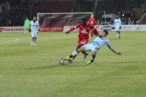 TFF 1 Lig: Balıkesirspor: 1 - Adana Demirspor: 6