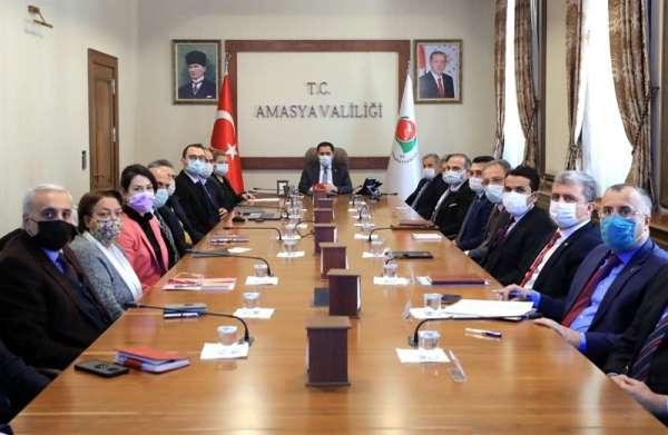 Amasya Valisi Masatlı: 'Türkiye Turizm Tanıtım ve Geliştirme Ajansı'yla uyum içerisinde çalışacağız'