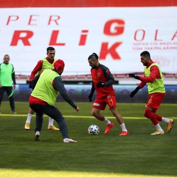 Kayserispor'un 8 haftalık maç programı belli oldu