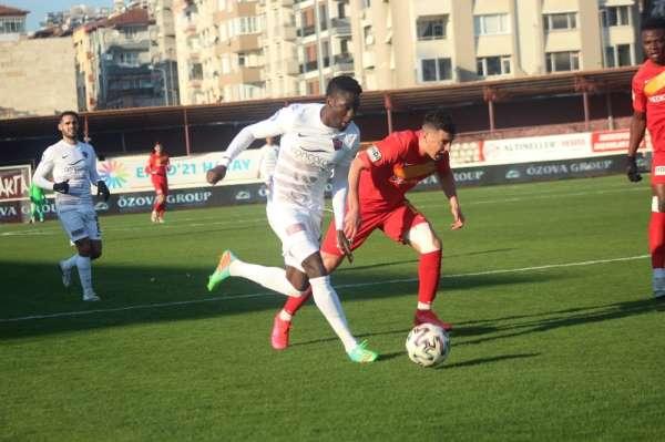 Süper Lig: A. Hatayspor: 0 - Y. Malatyaspor: 0 (İlk yarı)
