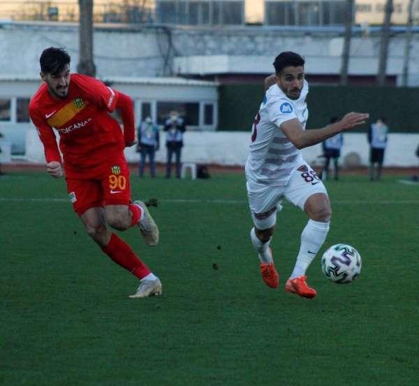 Süper Lig: A Hatayspor: 1 - Y Malatyaspor: 2 Maç sonucu
