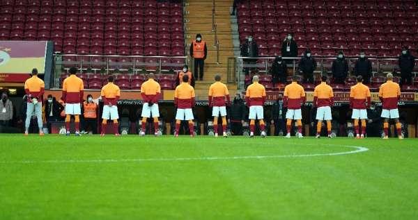 Süper Lig: Galatasaray: 2 - Denizlispor: 0 (Maç devam ediyor)