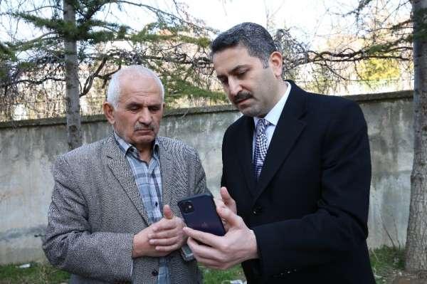 Başkan Eroğlu'ndan yerinde çözüm