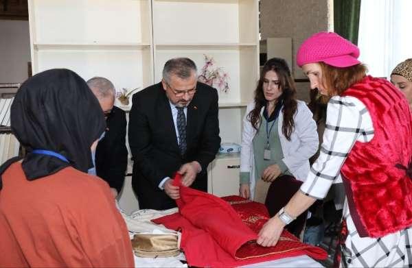 Başkan Kılıç: 'Engelli kardeşlerimize desteğimiz sürecek'
