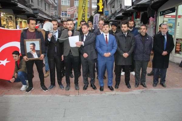 Samsun'da Fırat Yılmaz Çakıroğlu anıldı