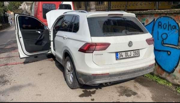 Çalıntı araç İstanbul'da bulundu