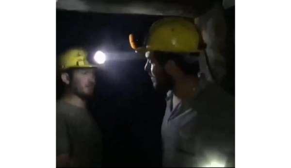 Maden ocağındaki kazada hayatını kaybeden kuzenlerin son görüntüleri ortaya çıktı