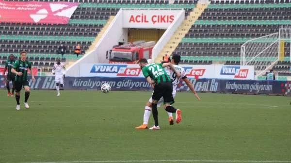 Süper Lig: Denizlispor: 1 - Gençlerbirliği: 0 (Maç devam ediyor)