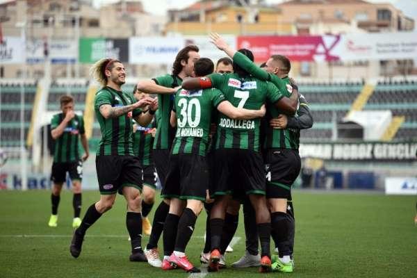 Süper Lig: Denizlispor: 1 - Gençlerbirliği: 0 (Maç sonucu)