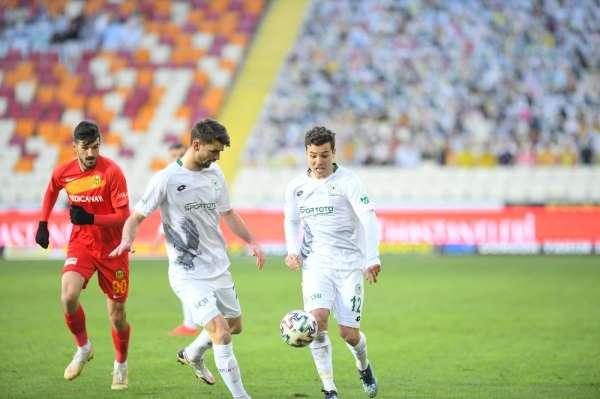 Süper Lig: Yeni Malatyaspor: 2 - Konyaspor: 3 (Maç sonucu)