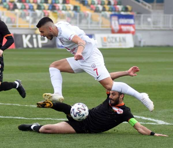 TFF 1. Lig: Altınordu: 1 - Adanaspor: 1