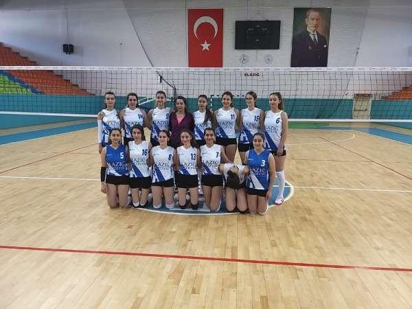 Türkiye Kadınlar Voleybol 2. Ligi: Elazığ Belediyesi Voleybol: 3 - Mezopotamya: 0